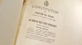 Qui sont les candidats à la constituante du Valais romand? On vous dit tout