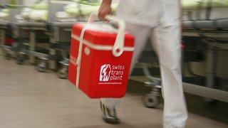 Don d'organes: l'Hôpital du Valais vous en parle