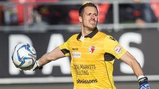 Découvrez les notes de Julien Schürmann pour le match Sion - Grasshopper