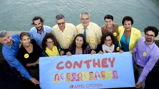 Constituante: onze candidats Appel citoyen sur Conthey