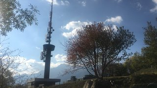 A Ravoire, de nouvelles antennes pour la 4G