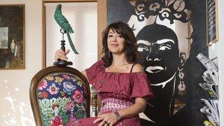 Mase: la lumière de Frida Kahlo fait briller les Lettres de soie
