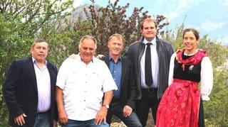 Constituante: l'UDC lance cinq candidats sur le district d'Hérens