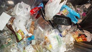 Gestion des déchets: «Le plastique doit finir dans les sacs-poubelles»