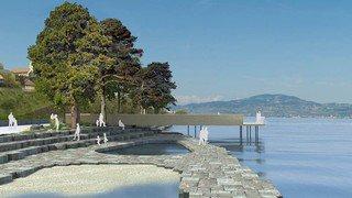 Le Bouveret: le quai Laval repensé pour favoriser l'accès au Léman