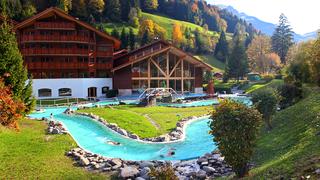 Le centre thermal de Val-d'Illiez aux enchères en octobre