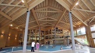 La commune de Val-d'Illiez ne veut pas racheter les Thermes Parc