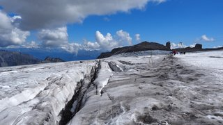Changements climatiques: ceux qui naîtront en 2038 ne connaîtront jamais le glacier de Tsanfleuron