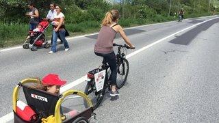 Vélo: une saison record pour Valaisroule