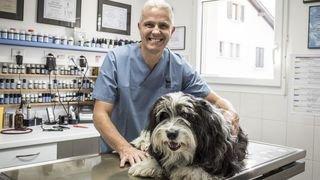 L'ostéopathie en médecine vétérinaire. Par Walter Villiger