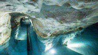 Valais: on vous emmène au coeur du plus grand réservoir du réseau d'eau potable de Sion