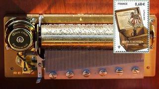 Des timbres et des boîtes à musique à découvrir dimanche à la salle communale de Martigny
