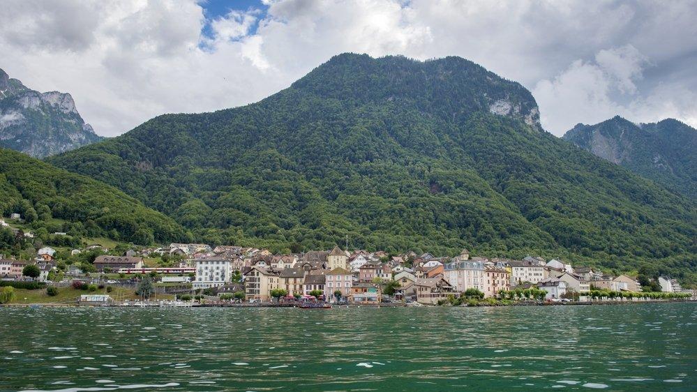 L'idée d'une fusion avec Port-Valais n'obtient pas la majorité au sein du Conseil communal de Saint-Gingolph.