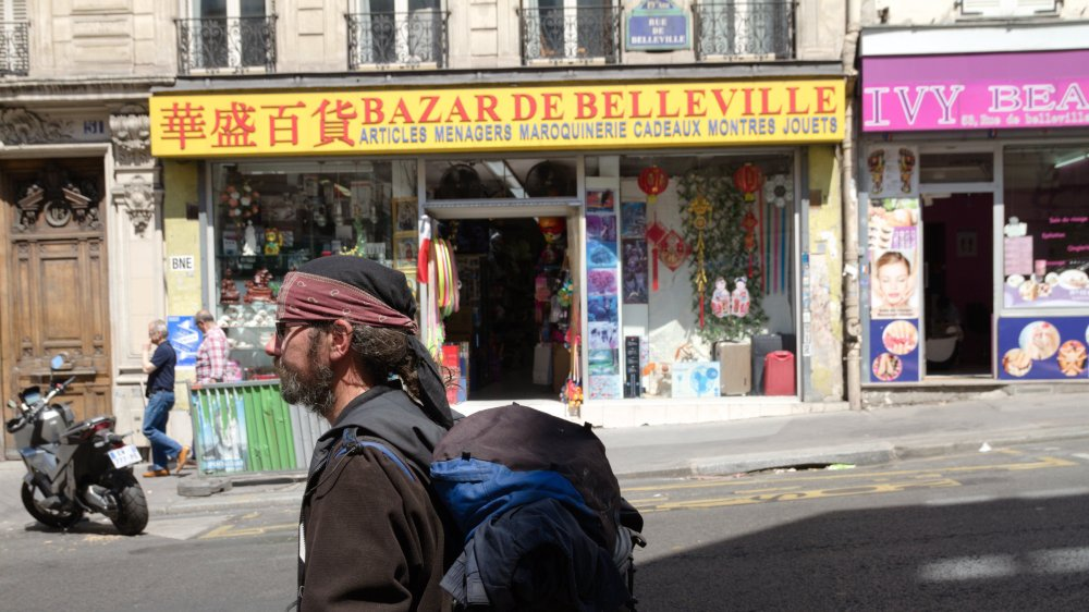 Dans son ouvrage «Belleville au cœur», Christian Page raconte son quotidien de SDF à Paris.