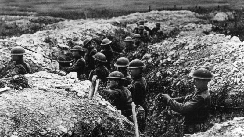 Revivez la Première Guerre mondiale à travers 8 photos d'histoire.