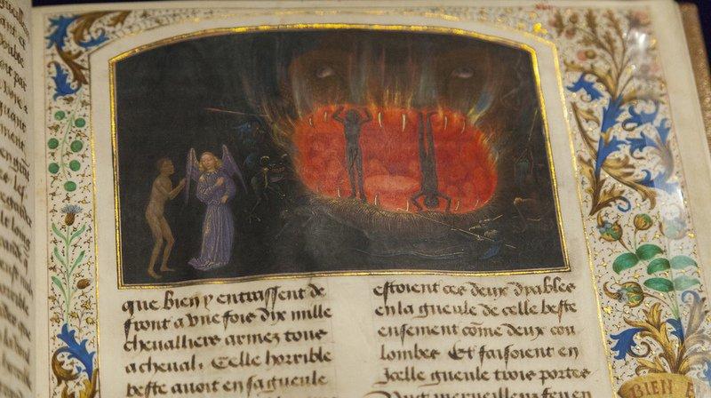 Vie après la mort: les Suisses ne croient plus à l'image biblique de l'enfer et du paradis