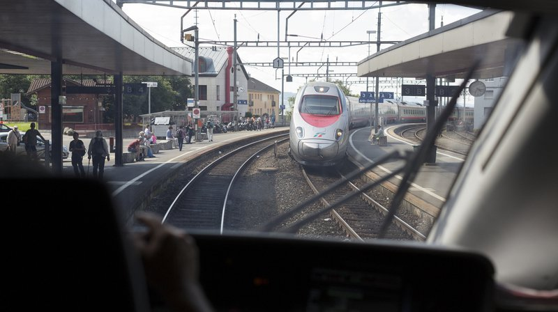 Schwyz: une alerte à la bombe paralyse la gare d'Arth-Goldau