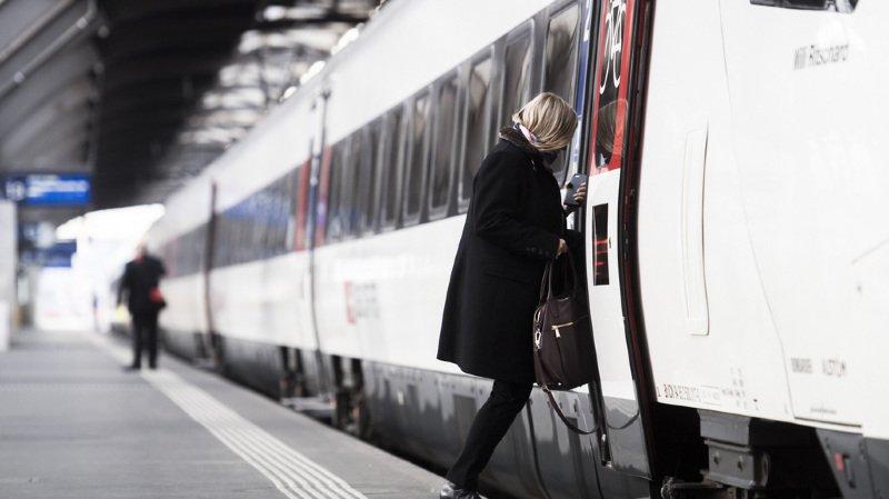 Suisse: davantage de billets dégriffés grâce à la baisse du prix de l'électricité des CFF