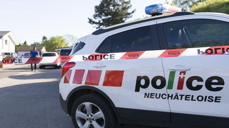 Les deux policiers attaqués n'ont pas été blessés. (Illustration)