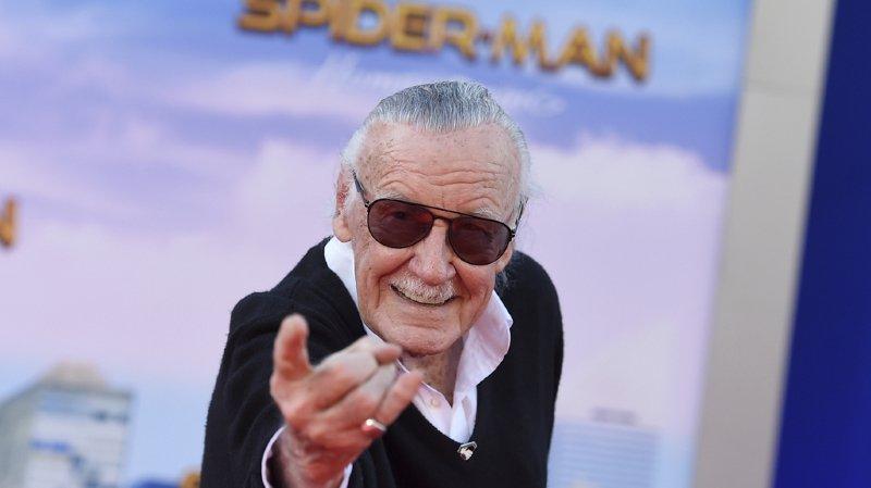 Papa de Spider-Man et des X-Men, le scénariste et éditeur de bandes dessinées Stan Lee est décédé