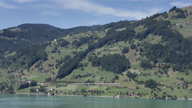 Disparition: la police recherche un adepte d'aviron disparu dans le lac de Zoug