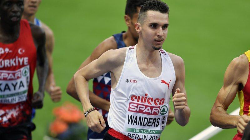 Athlétisme: Julien Wanders, véritable stakhanoviste de la course