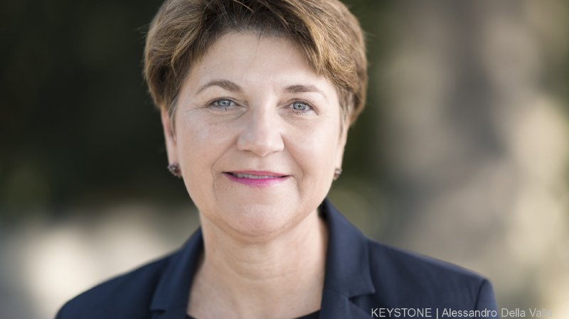La Haut-Valaisanne Viola Amherd dans la course au Conseil fédéral