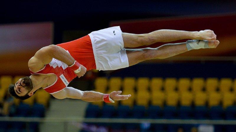 Gymnastique - Mondiaux de Doha: l'équipe suisse masculine décroche une très belle 6e place