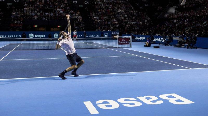Tennis – Swiss Indoors: Federer bat Medvedev et se qualifie pour la finale