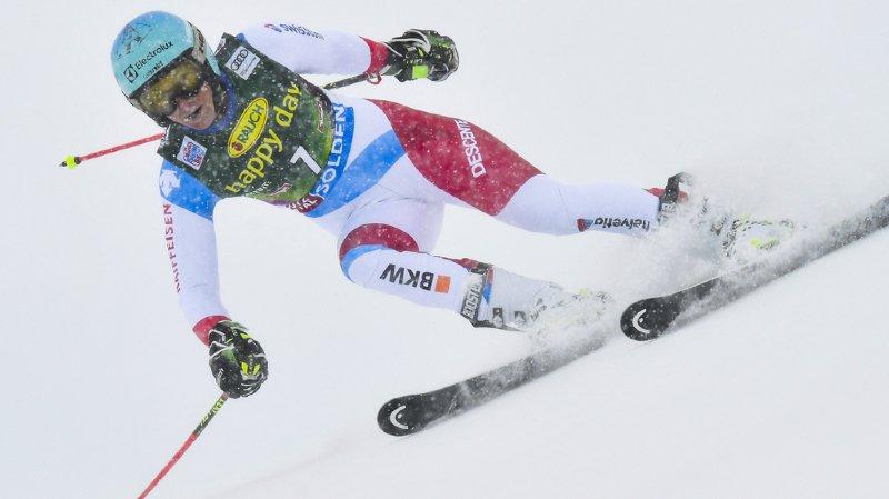 Ski: Worley remporte le géant de Sölden, Holdener 7e