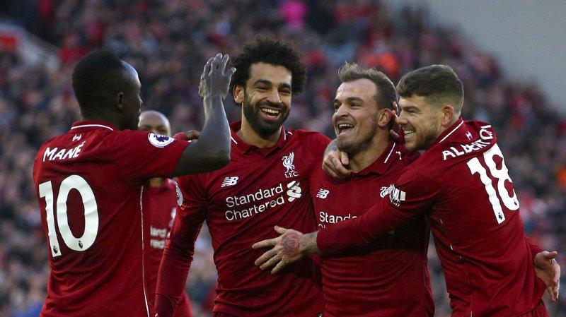 Football: pour éviter les tensions, Klopp ne sélectionne pas Xherdan Shaqiri pour le déplacement de Liverpool à Belgrade