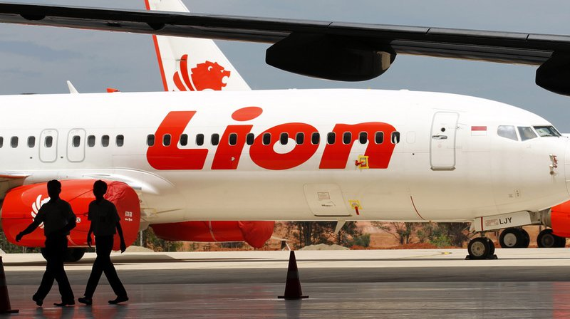 L'appareil, un Boeing 737 MAX, effectuait un vol domestique à destination de Pangkal Pinang sur l'île de Bangka, au large de Sumatra.