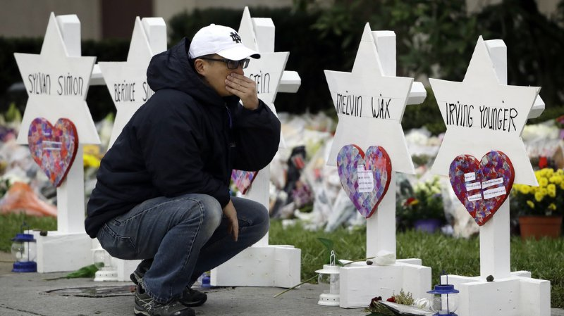 Etats-Unis - Fusillade de Pittsburgh: le tireur de la synagogue placé en détention