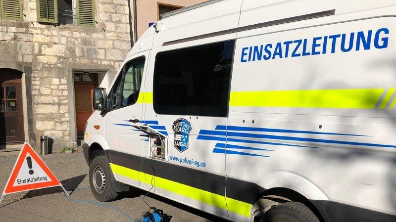 Alerte à la bombe à Baden: un suspect interpellé