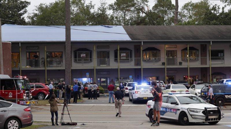 Etats-Unis: deux morts et trois blessés après des tirs dans un centre de yoga en Floride