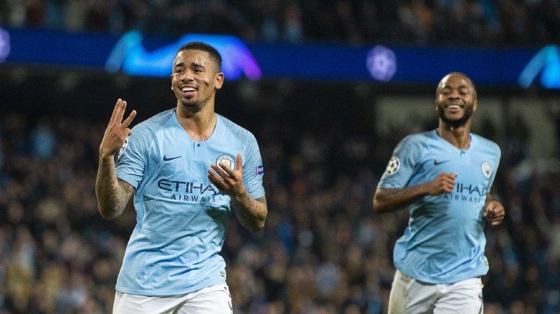 Manchester City est la première équipe à se qualifier pour les huitièmes de finale de cette Ligue des champions 2018-2019.