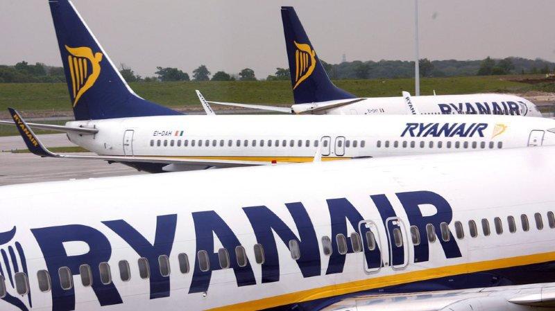 La compagnie Ryanair est une habituée des gros titres. Et c'est rarement à son avantage (illustration).