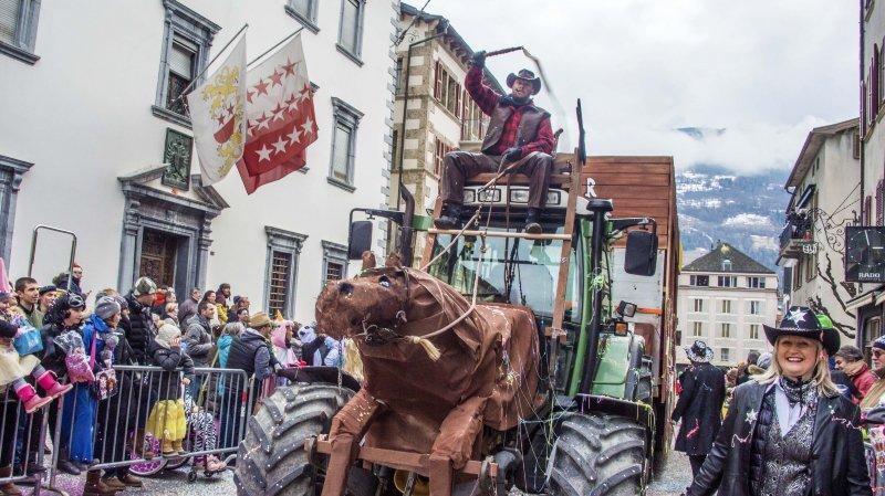 Sion: tentes plus petites, une soirée en moins, retour au cortège traditionnel, le carnaval fait sa révolution