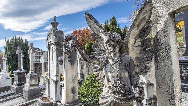 Ces cimetières valaisans qui sortent de l'ordinaire