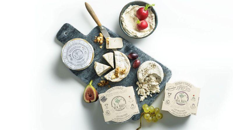 Sans lait: Coop lance trois fromages végétaliens élaborés en Suisse