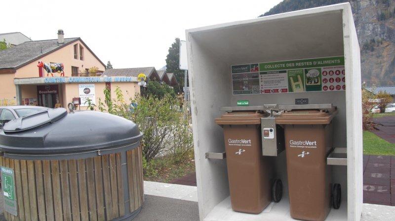 La valorisation des déchets alimentaires séduit les communes valaisannes, Salvan vient de s'y mettre