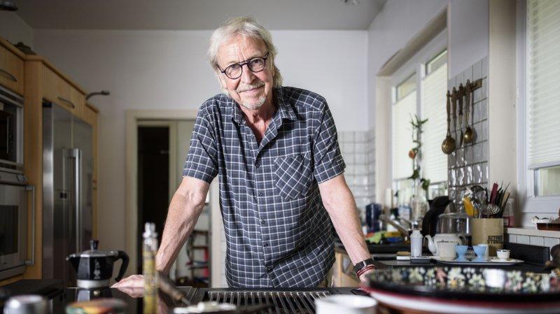"""Magazine """"Spécial Habitat"""": Henri Dès, «ma maison forme un tout vivant, dedans et dehors»"""