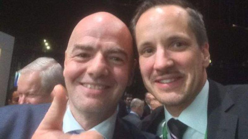 Gianni Infantino: la liste des cadeaux du président de la FIFA au procureur valaisan