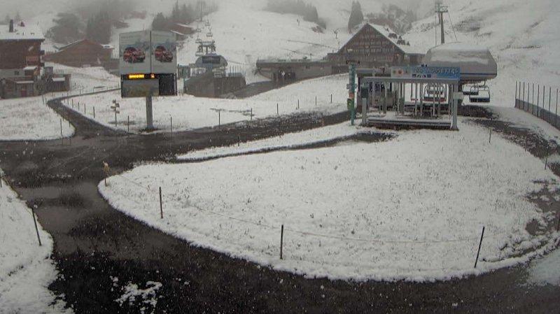 Neige et pluies abondantes attendues, la Suisse italienne en alerte