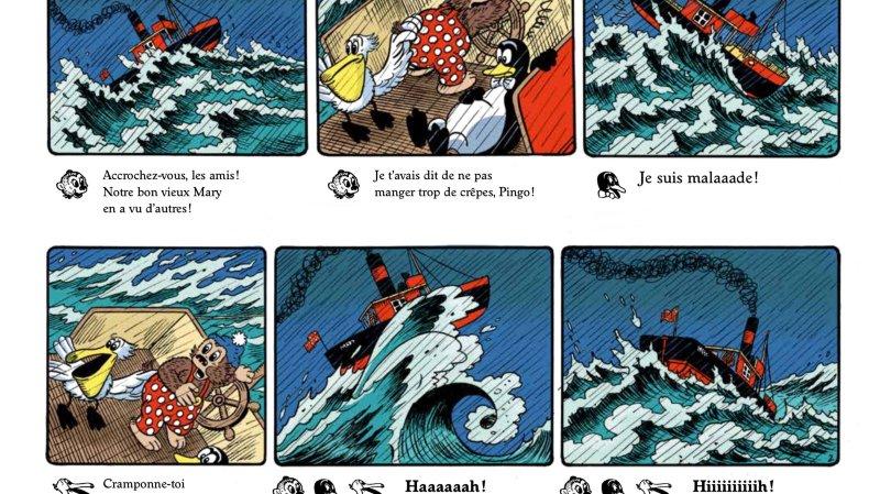 Saint-Maurice: l'exposition consacrée à Petzi fait un tabac