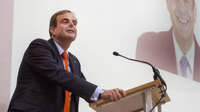 """Le président du PDC Suisse, Gerhard Pfister: """"Oui Viola Amherd a ses chances au Conseil fédéral"""""""