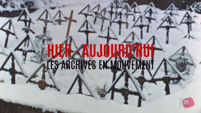 Les Archives en mouvement: la Toussaint