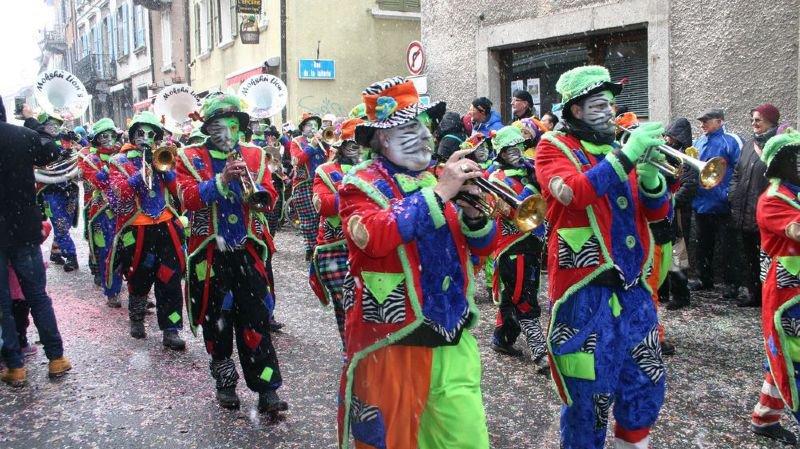 L'ambiance sera au top du 28 février au 5 mars 2019 pour les 50 ans du carnaval de Martigny-Bourg.