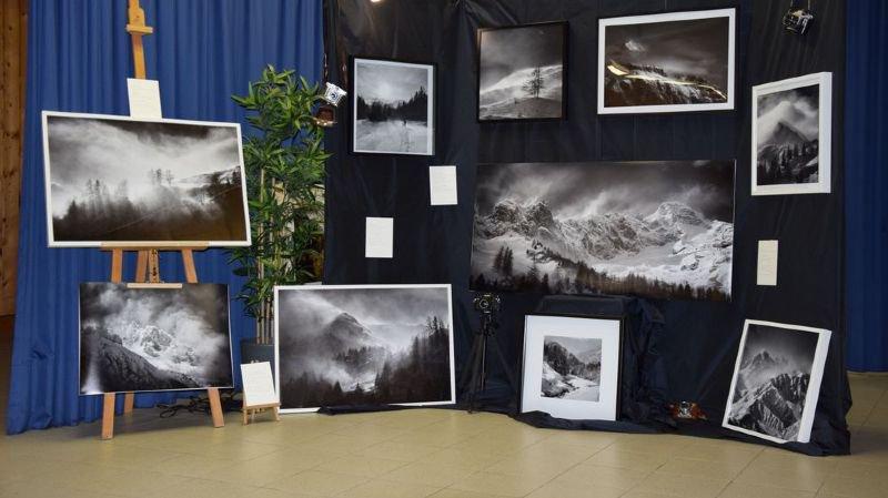 Une sélection de photographies signées Gaëtan Charles sera présentée à la salle de l'Eau-Vive.
