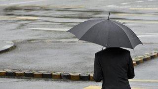 Valais: la pluie fait son retour ce week-end, et ce n'est que le début